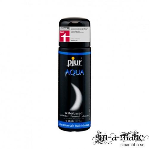 pjur Aqua, exklusivt vattenbaserat glidmedel
