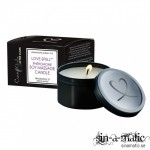 Crazy Girl Love Candle - massageljus med feromoner