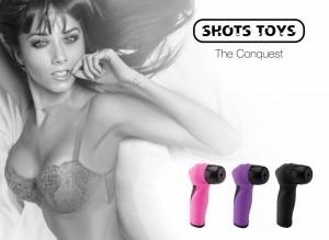 The Conquest ifrån Shots Toys - klitorisvibrator
