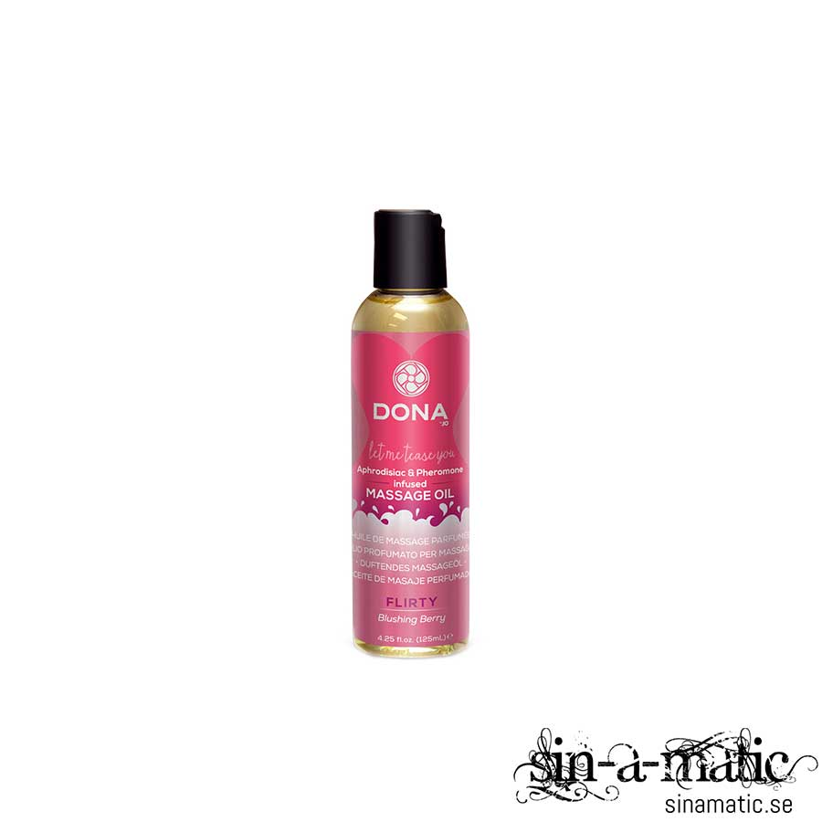 Dona Flirty Massage oil