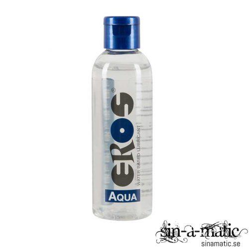 EROS Aqua 100ml vattenbaserat glidmedel