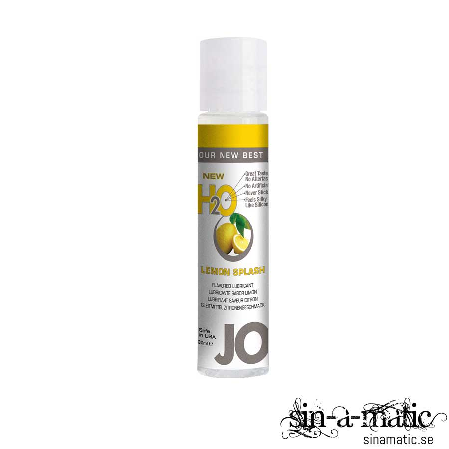 System Jo Lemon Splash 30ml