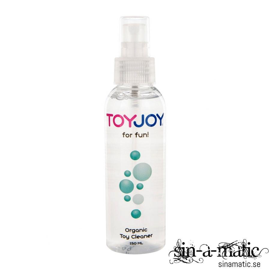 Toy Joy Toy Cleaner, rengöringsmedel för sexleksaker, organiskt