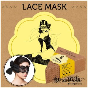 Happy Lola - lace mask