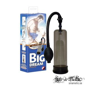 Big Dream penis pump