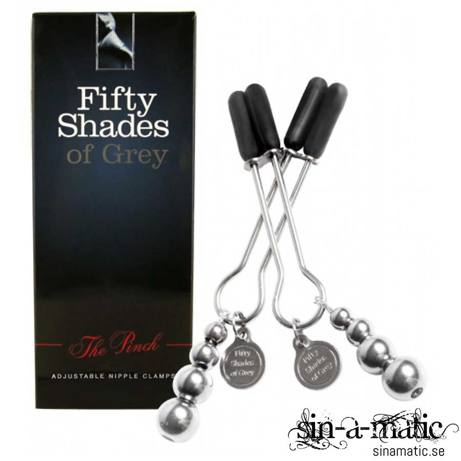 Fift Shades of Grey - The Pinch
