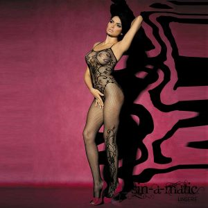 Bodystocking - Floral Dream