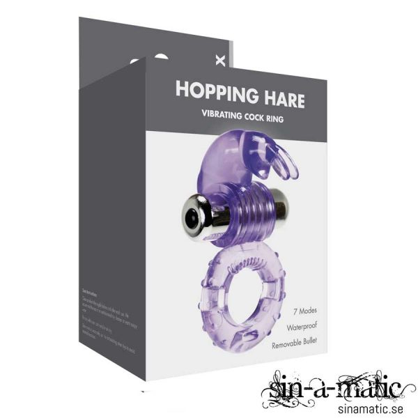 Hopping Hare Cock Ring