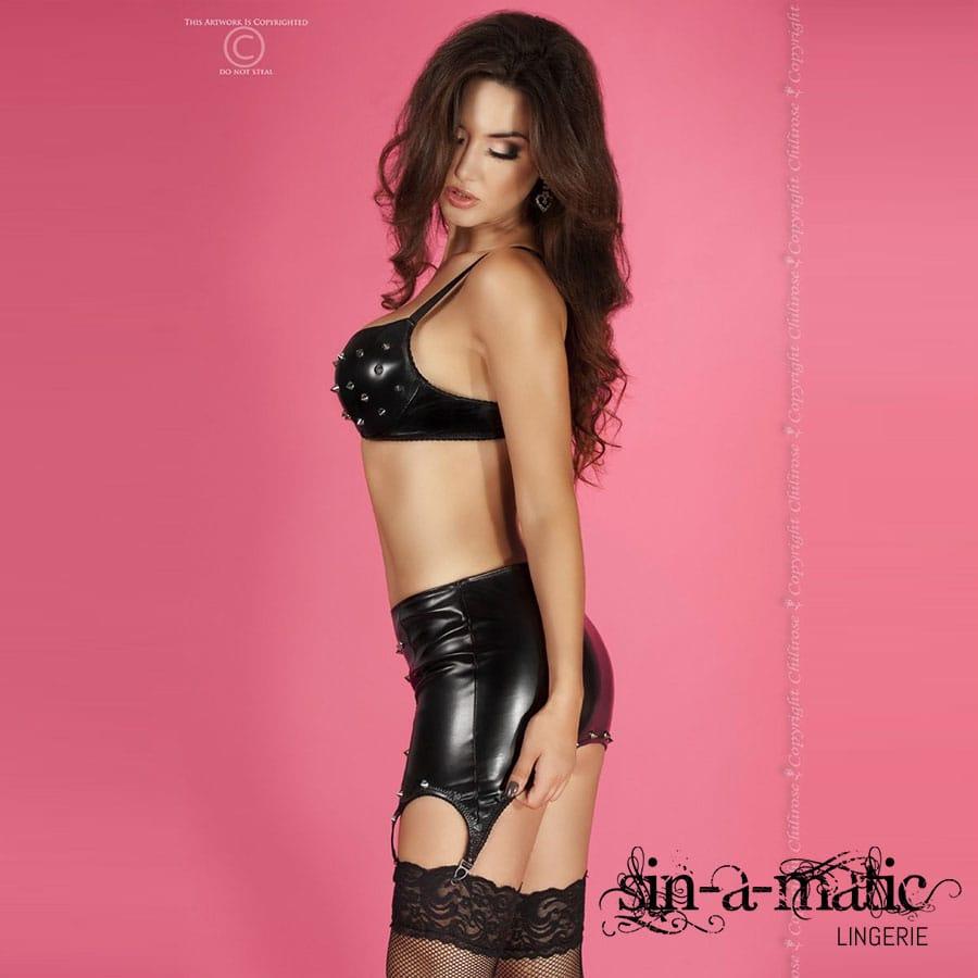 Chili Rose - Heavy Metal love, underklädesset för BDSM