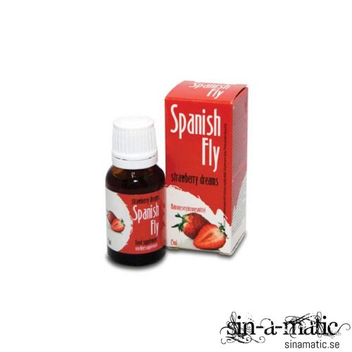 Spanska Flugan, afrodisiak på Sinamatic.se