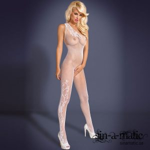 Bodystocking - White Dancer, sexiga underkläder på Sinamatic.se