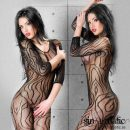 Bodystocking Wildside firån Chili Rose