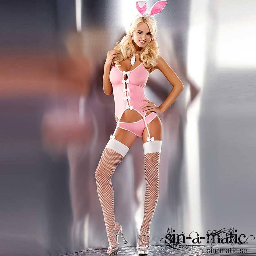 Obsessive Bunny Costume