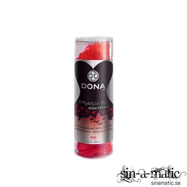DONA ROSE PETALS - RED