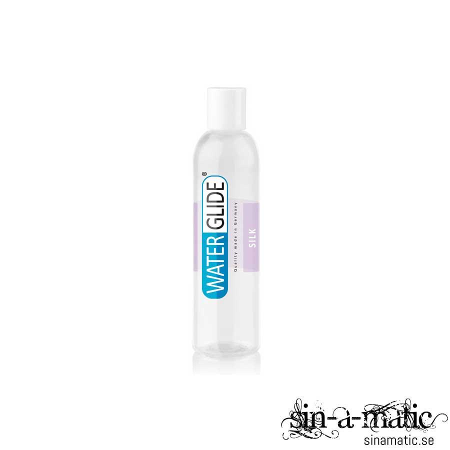 Waterglide Silk - vattenbaserat glidmedel för känslig hud