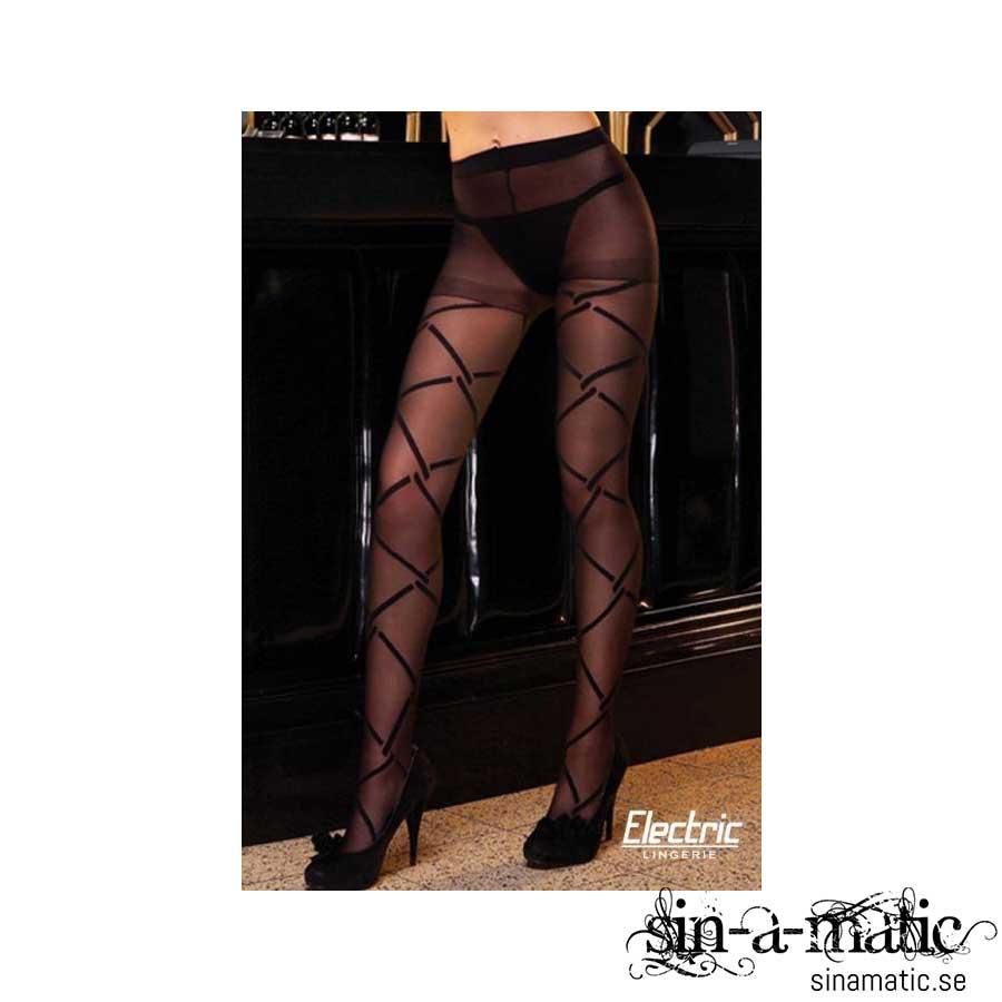 Electric Lingerie Strumpbyxor | Köp sexiga underkläder online på sinamatic.se
