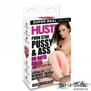 Hustler Pornstar Pussy & ass - lösmus ifrån sinamatic.se