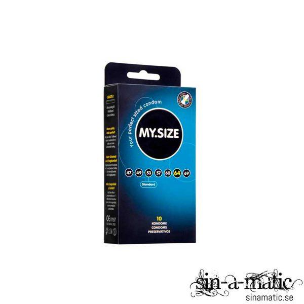 XL Kondom, köp online på sinamatic.se