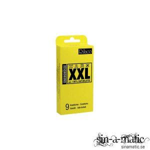 XXL kondomer , köp online på sinamatic.se