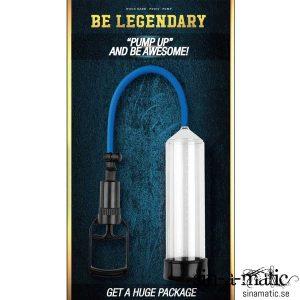 Be Awesome - penispump ifrån välkända Be Legendary