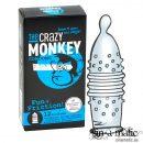 Räfflad Kondom Crazy Monkey - köp online på sinamatic.se