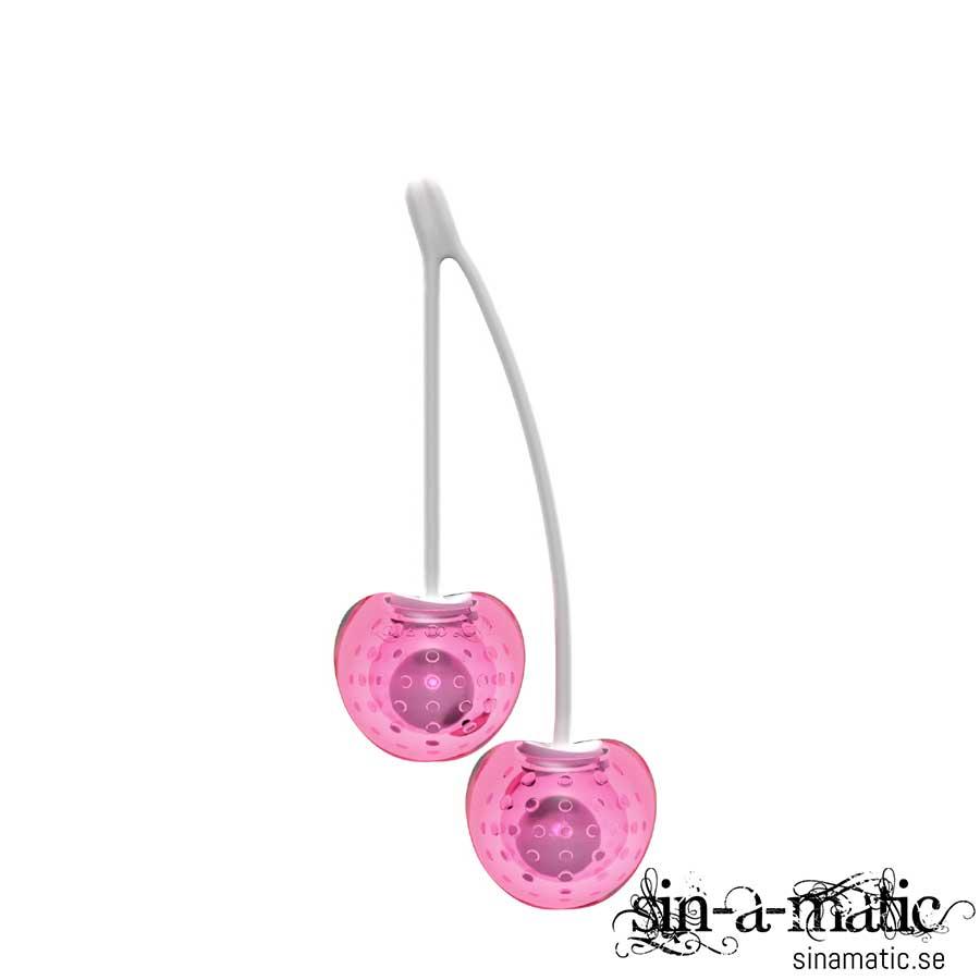 Cherry Duo Love Balls - Love to love | sinamatic.se