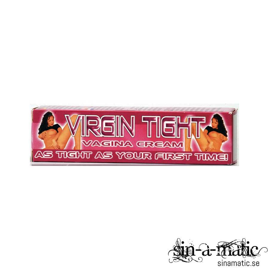 Virgin Tight Vaginakräm | Sinamatic.se