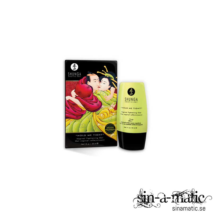 Hold me tight, Vaginal Tigheting gel, Shunga