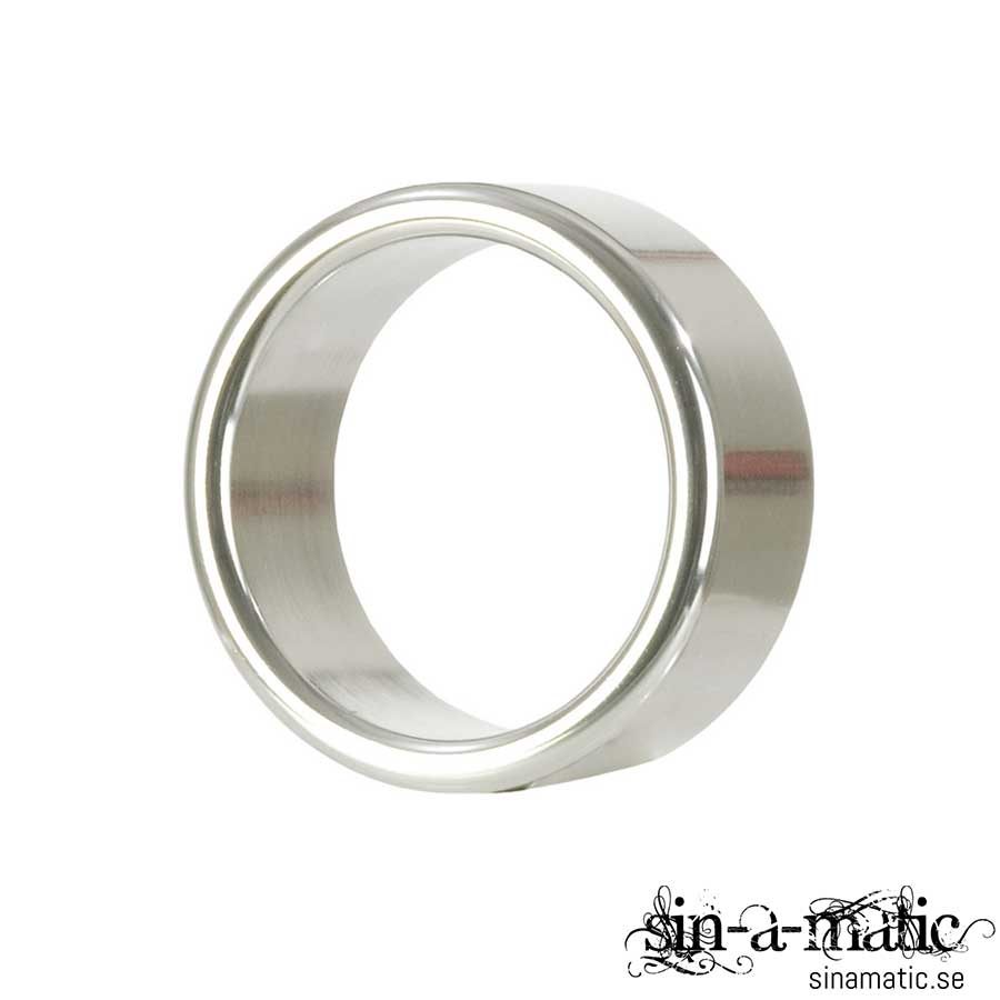 Kukring i Metall - storlek Medium   Sinamatic.se