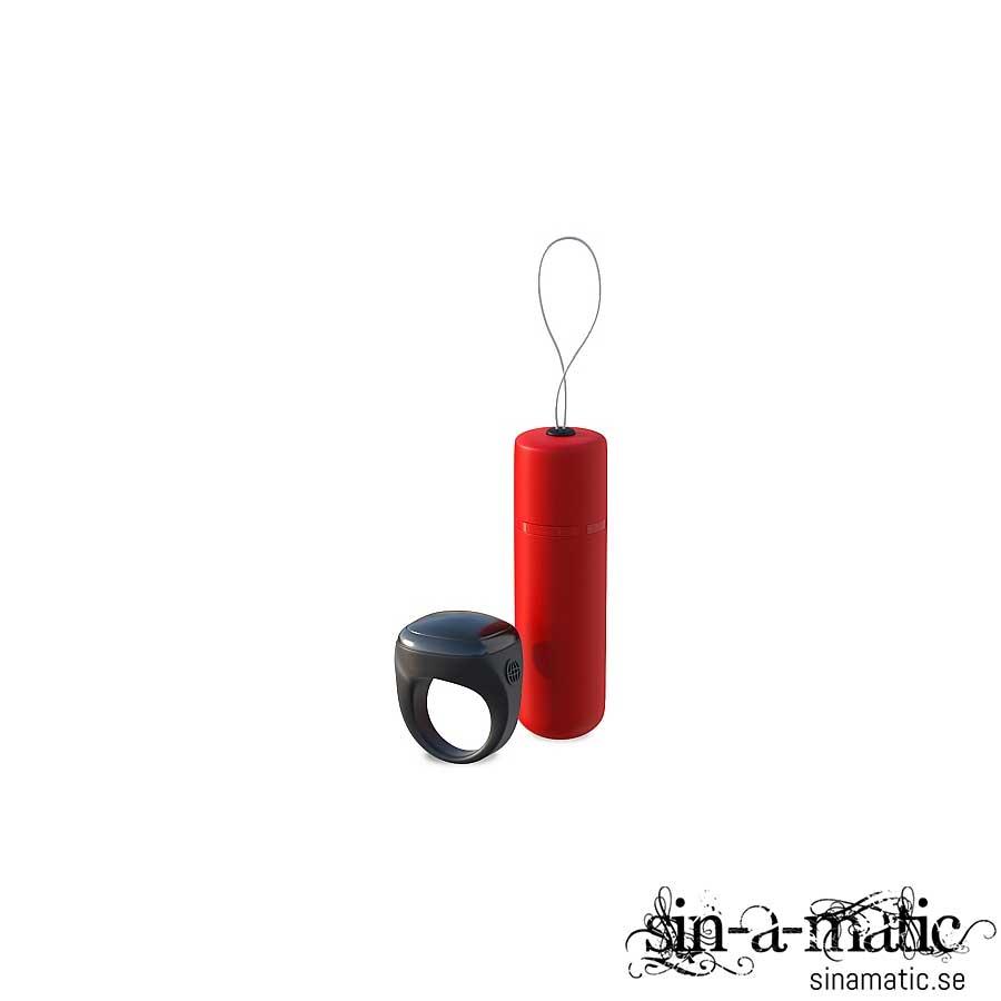 Date Night Remote Control Panties | trosor med vibrator på Sinamatic.se
