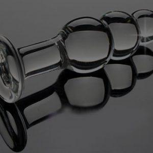 Sexleksaker av glas