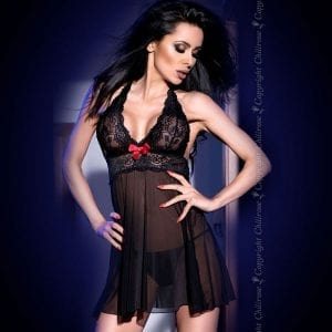 Chili Rose BabyDoll & String - Senorita