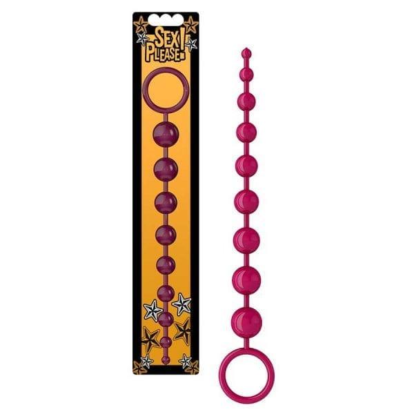 Sex Please - Sexy Beads Purple
