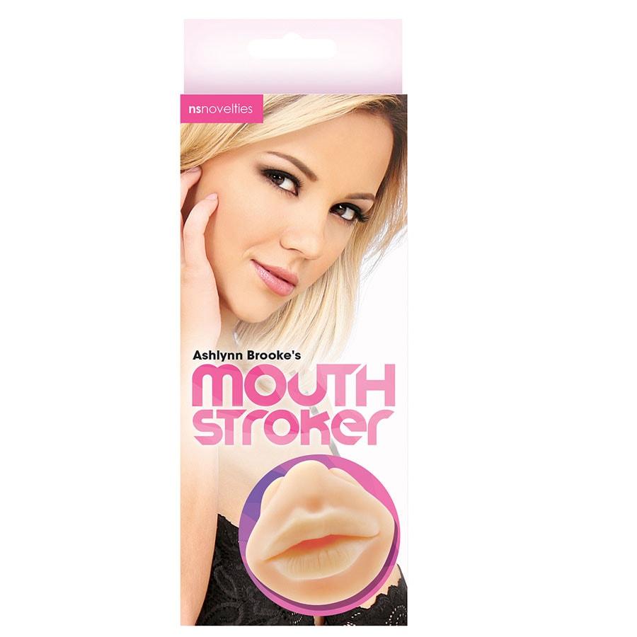 Ashlynn Brooke Mouth Stroker