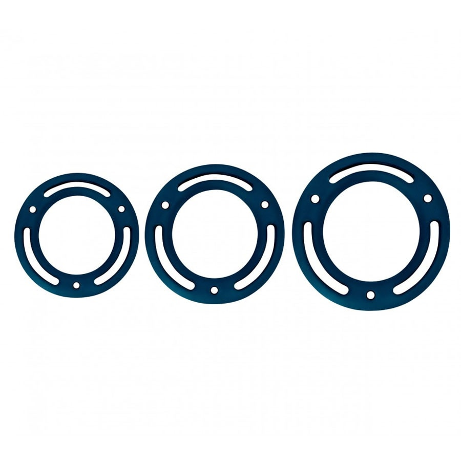 Suit Up And Be Awesome - 3x C-Rings
