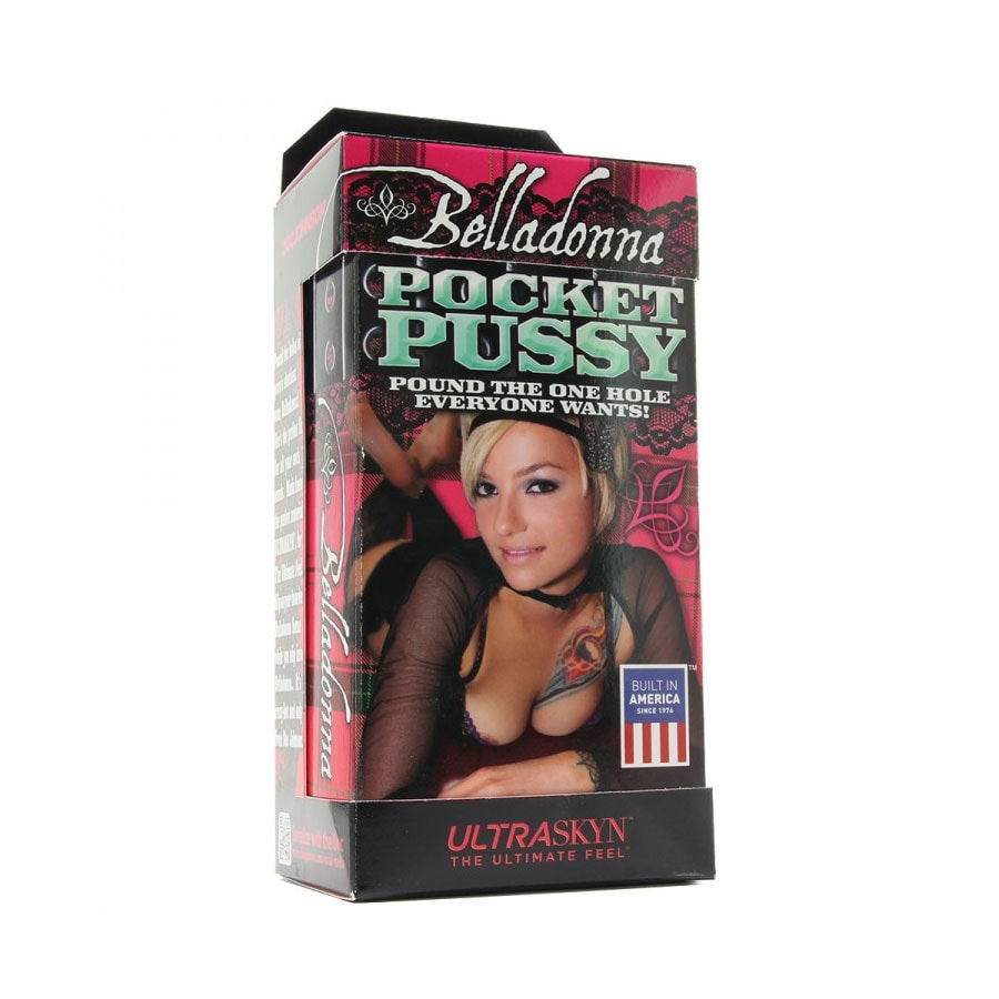 Belladonna's Ur3 Pocket Pussy