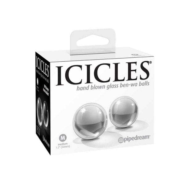 Icicles no.42 Geishakulor i Glas