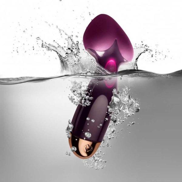 Rocks Off LUV Purple Heart