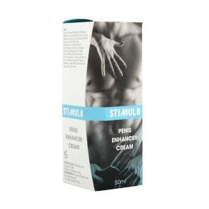 STIMUL8 PENIS ENHANCER CREAM 50ML