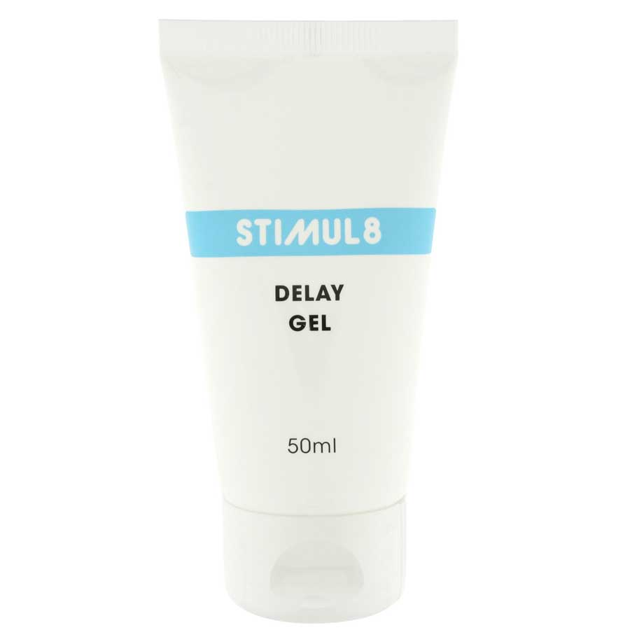 Stimul8 Delay Gel 50ml