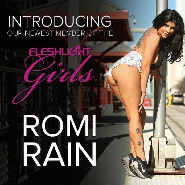 Fleshlight Romi Rain Storm