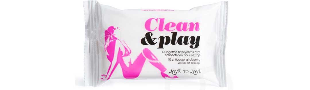 rengöringsmedel för sexleksaker