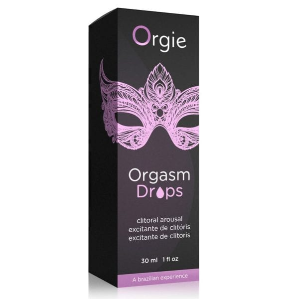Orgasm Drops 30ml
