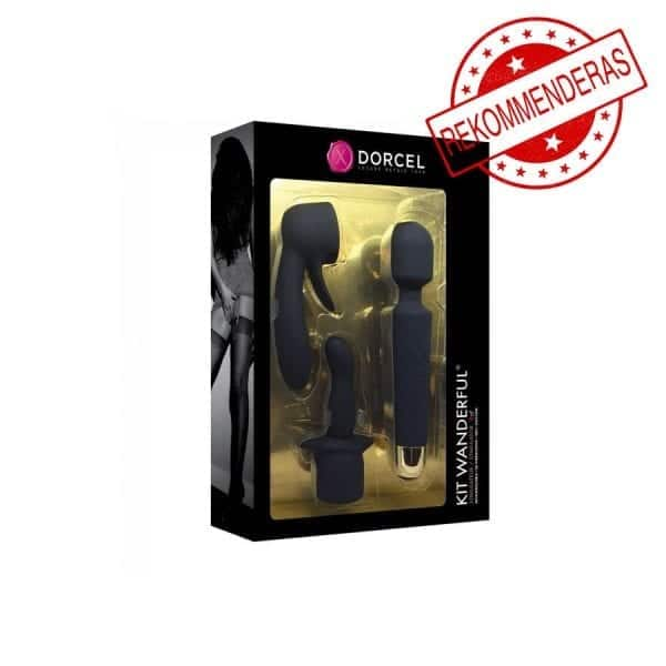 Dorcel Kit Massagers Wanderful