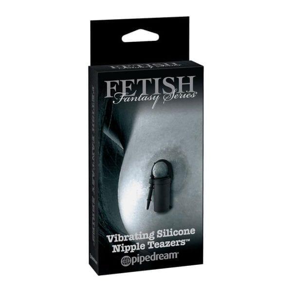 Fetish Fantasy Vibrating Nipple Teazers