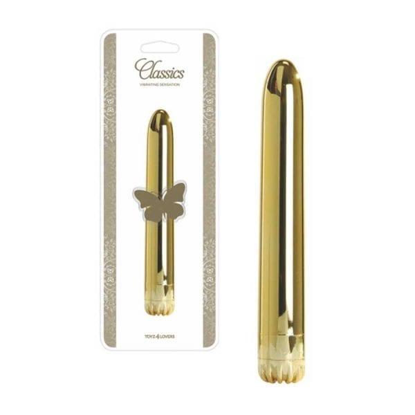 Classics Vibrator Gold