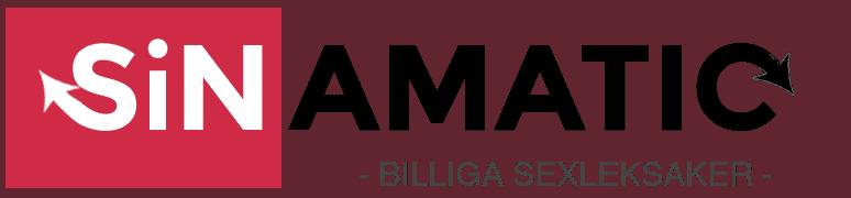 Sinamatic.se- billiga sexleksaker