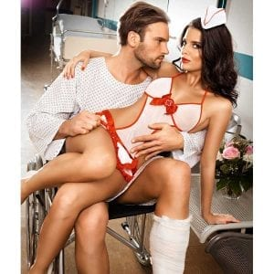 BACI Candy nurse