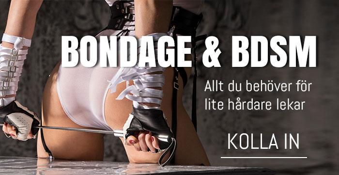 Sex toys för Bondage & BDSM