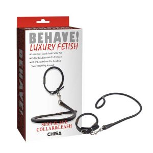 Sexy Slave Collar & Leash